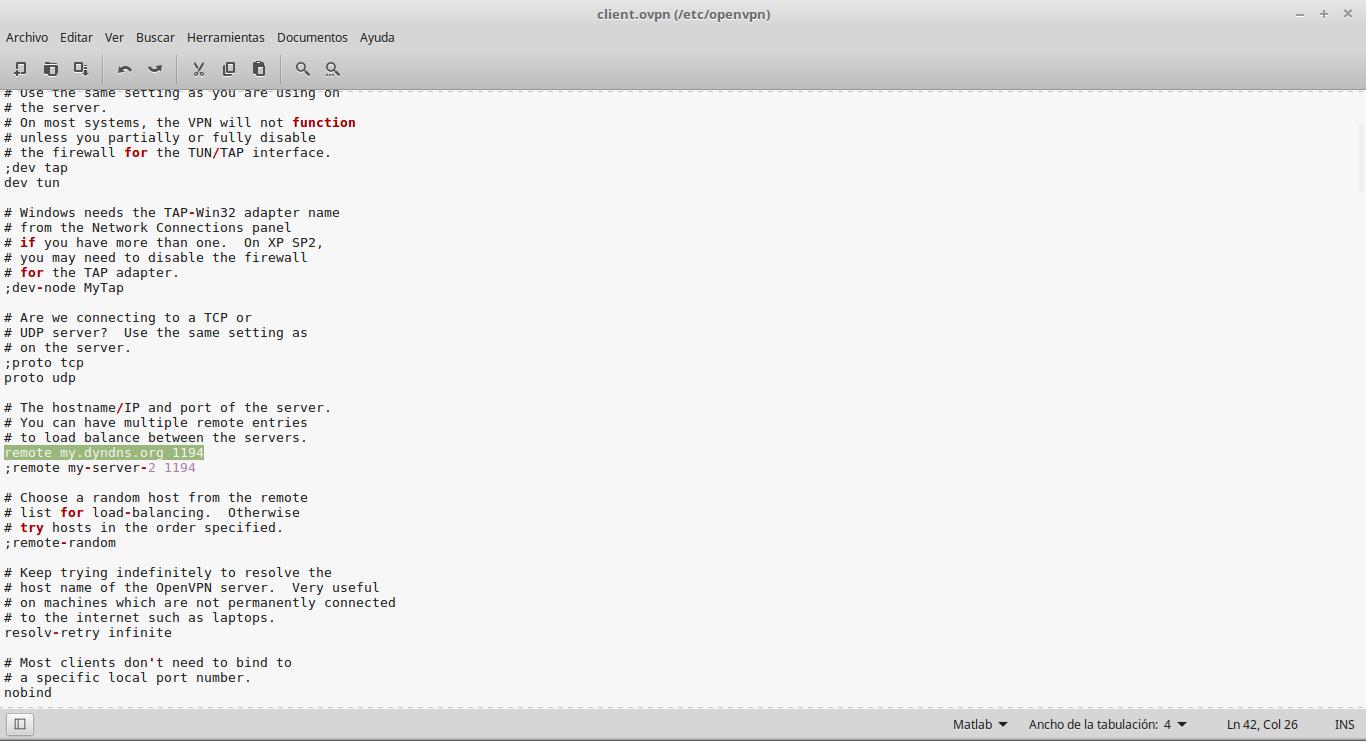 Openvpn - Manual cliente iphone   OpenSpa